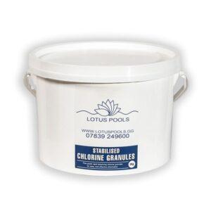 Chlorine Granules 2kg