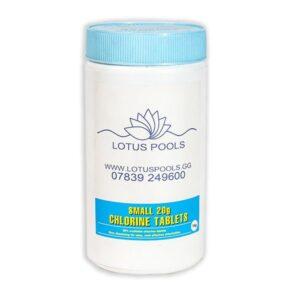 Chlorine small tabs 1kg
