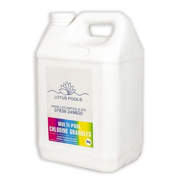 Multi-function Chlorine granules 5kg