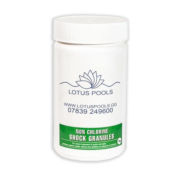 Non-Chlorine Shock Granules 1kg