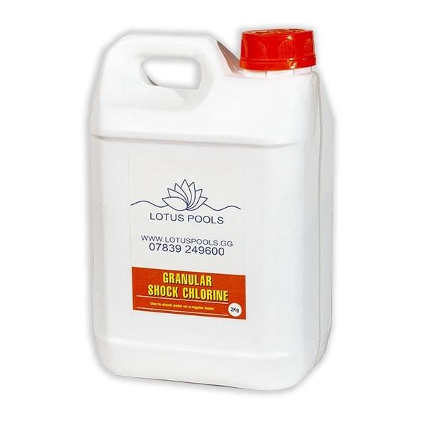 Chlorine Shock Granules 2kg