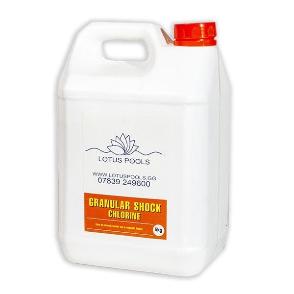 Chlorine Shock Granules 5kg