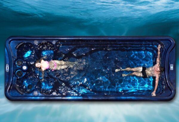 Platinum Spas - SwimSpa Poseidon